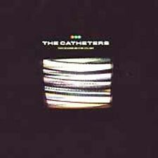 Static Delusions & Stone-Still Days; The Catheters 2002 CD, ADVANCE, Punk, PROMO