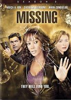 Missing - Season 2 (DVD, 2006, 4-Disc Set)