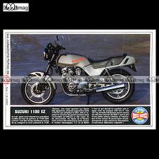 #TP Fiche Moto SUZUKI 1100 EZ (GSX 1100EZ)