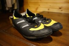 Walsh Made in England Black Yellow Running Shoes Size 13 US
