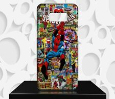 Coque Design Samsung Galaxy S8 AVENGERS  Spiderman - Réf 133