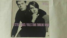 THE STYLE COUNCIL -Walls Come Tumbling Down- 12""