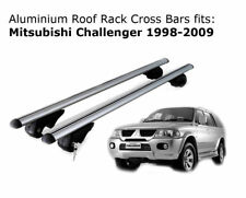 Roof Rack Cross Bars fits Mitsubishi Challenger with existing rails 1998-2009
