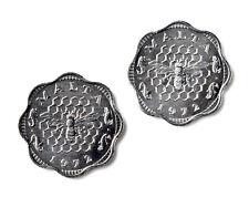 Malta Coin Cufflinks
