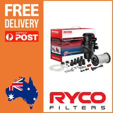 Ryco Crankcase Ventilation Filter System Universal Catch Can + Fittings RCC351K