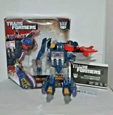 TRANSFORMERS GENERATIONS - FALL OF CYBERTRON - SOUNDWAVE & LASERBEAK A1404 Boxed