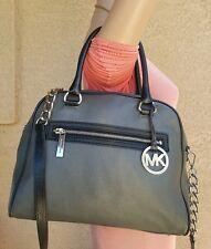 Michael Kors joan Knox colorblock Handbag satchel leather purse handbag shoulder