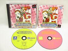 SUCHIE PAI THROBBING DOKI DOKI NIGHTMARE PS1 Playstation Jaleco Japan Game p1