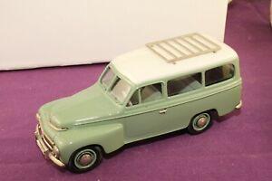 Brooklin Models Ltd 1:43  Rob Eddie RE.21 1957 Volvo PV 445  Green