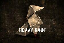 Heavy Rain PC [EPIC GAMES Key] No Disc or box