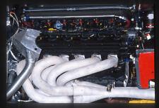Ferrari V12 F1 engine, 1994. Vintage F1 slide diapo photo S418