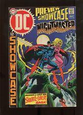 Showcase #82 (5.0) Kubert Nightmaster