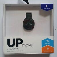 Brand New UP MOVE by Jawbone Activity + Sleep Tracker, Black with Black Clip NIB