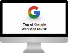 SEO Traffic Workshop Course, How to get Top of Google Page 1, Videos DVD-Rom+D/L