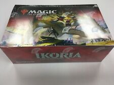 Magic the Gathering MTG Ikoria Lair of Behemoths Booster Box factory Sealed