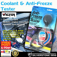 Radiator Anti Freeze Coolant Water Test Tester Ethyl Glycol Radiator Check