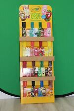 240 Crayola Doodle Scents Markers,16 Colors 15 Each per color Total 240 Markers