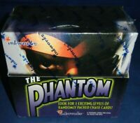 NEW,SEALED, The Phantom Trading Cards, 36 packs Premium Cards,Inkworks,Free Ship