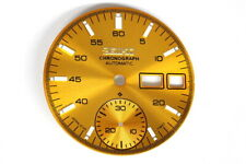 Dial for Seiko 6139-7100/7101 helmet chronograph watch