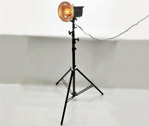 Photogenic PL1250DR PowerLite 1250 DR Photography Monolight Strobe Flash +Tripod