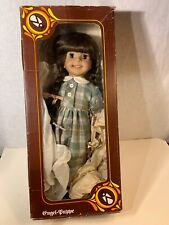 Vintage Gotz by Helmut Engel-Puppe Doll Co. W Germany, orig/box/cert Mint 21""
