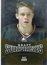 2012/13 Leaf ITG Draft Prospects #170 - PAVEL BURE (Vancouver Canucks)