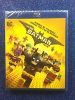 LEGO Batman Movie, The  (Blu-ray+DVD+Digital HD, 2017) NEW