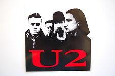 "U2 Sticker Decal Car Bumper Window Rock Apprx.4""X4"" (51)"