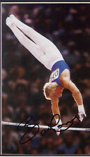 Bart Conner Signed Photo COA 9/15