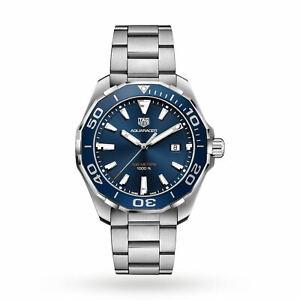 Men's Watch TAG HEUER WAY111C.BA0928 Aquaracer 300 M - New - Warranty 2 Years