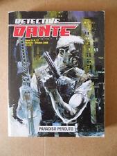 Detective Dante Anno II n°17 edizioni EURA    [G670]  - BUONO