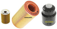 FOR NISSAN TERRANO 3.0TD 02 03 04 05 06 SERVICE PARTS KIT OIL AIR FUEL FILTER