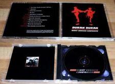 DURAN DURAN Night Version Companion & Seven & The Ragged Tiger Demos 2x CD Set