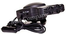 12v 160w 2 en 1 coche car Dryer Heater Cooler fan demister defroster Hot & Cold