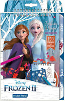 Disney Frozen 2 Fashion Design Fun Sketchbook Includes 190 Stickers & Stencils