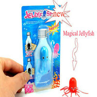 Cute Funny Science Educational Pet Toy Gift For Kid Magical Jellyfish Float 1PC