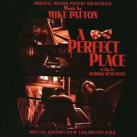 Mike Patton : A Perfect Place CD Album with DVD 2 discs (2008) ***NEW***