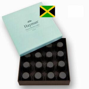 100% Blue Mountain Kaffee aus Jamaika - 16 Kaffeekapseln Nespresso®* kompatibel