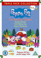 Peppa Pig - The Christmas Collection - Père Noël Grotte / Froid Hiver Jour /