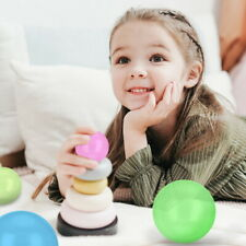 1/4X Sticky Balls Sticky Balls Ceiling Stress Relief Globbles Stress Child Toy