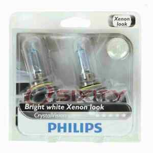 Philips High Low Beam Headlight Bulb for Fiat 500 500L 500X 2012-2016 md