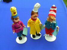 """1998 Madame Alexander 75th Anniversary: 8"""" Snap, Crackle, & Pop w/ Tags"""