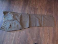 WW2 british army battledress trousers 1942