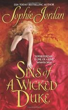 Sins of a Wicked Duke (The Penwich School for Virtuous Girls) by Sophie Jordan