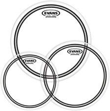 Evans EC2 SST Clear Drum Head Pack Fusion - 10/12/14