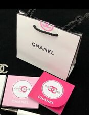 Chanel COCO cafe Memo Pad notes x 2 packs