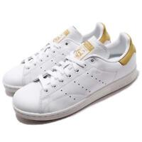 adidas Originals Stan Smith White Raw Ochre Men Casual Shoes Sneakers BD7437