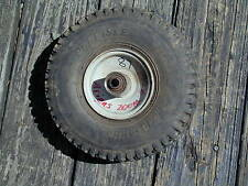 "#87 Ariens Zoom 42"" Zero Turn Mower Front Tire Wheel - 4.10 - 4NHS"