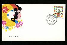 Postal History China Prc Fdc #1973 United Nations Decade for Women 1985 J.108