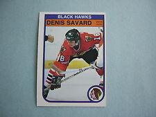 1982/83 O-PEE-CHEE NHL HOCKEY CARD #73 DENIS SAVARD NM SHARP!! 82/83 OPC